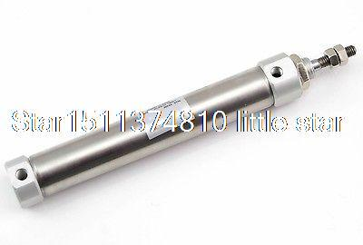 Basic type Mini AIR Cylinder CDJ2B16-125S Single Acting Spring Return cjpb smc similar type cylinder single acting spring return mini pneumatic compressed air cylinder high quality sanmin
