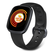 Smart Watch Waterproof GT103 Blood Pressure Fitness Tracker Sleep Monitor Music Control Full Screen Touch for iPhone