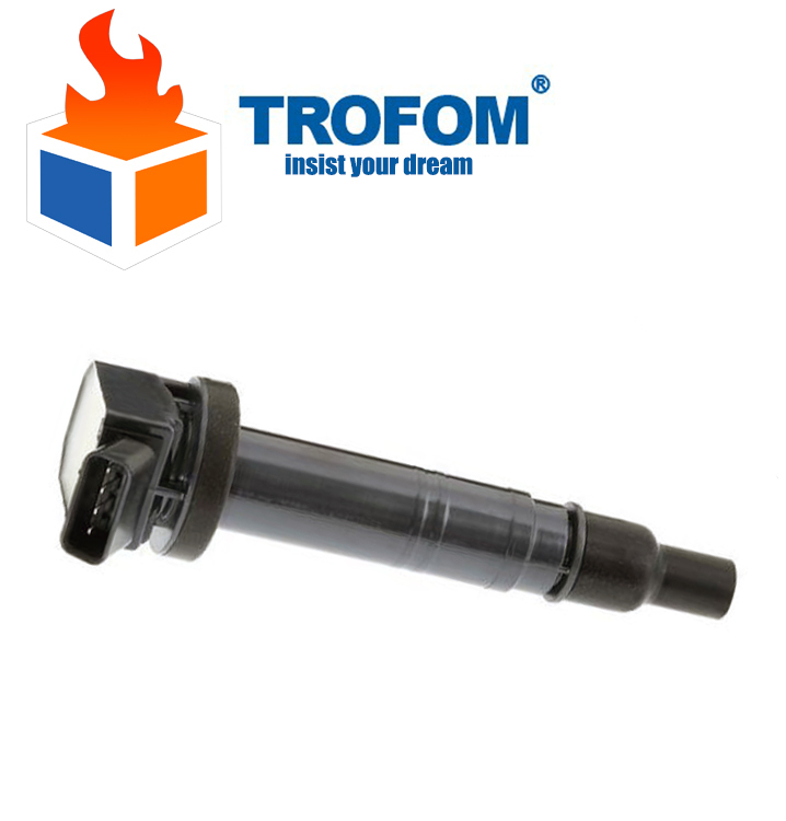 IGNITION COIL FOR TOYOTA AVENSIS CAMRY COROLLA Land Cruiser Previa RAV4 Matrix Tacoma 4Runner Tundra Scion XB Lexus 90919-02248 image
