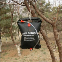 20L (5 Gallon) Outdoor Portable Camping Shower/ Water Bag/Solar shower