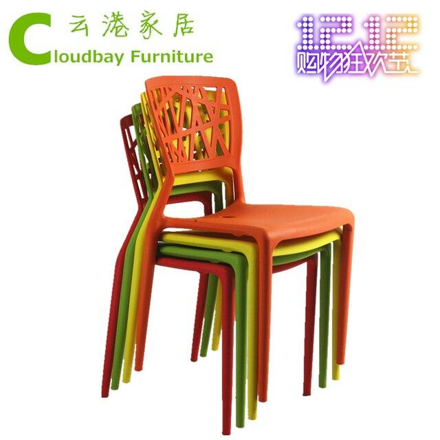 Nest Kunststoff Stühle Im Freien Stühle Bürostühle Empfang Stühle