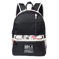 New Large Capacity Schoolbag Popular Canvas Men S Backpack Promotion Solid Mens Laptop Backpack Canvas Travel