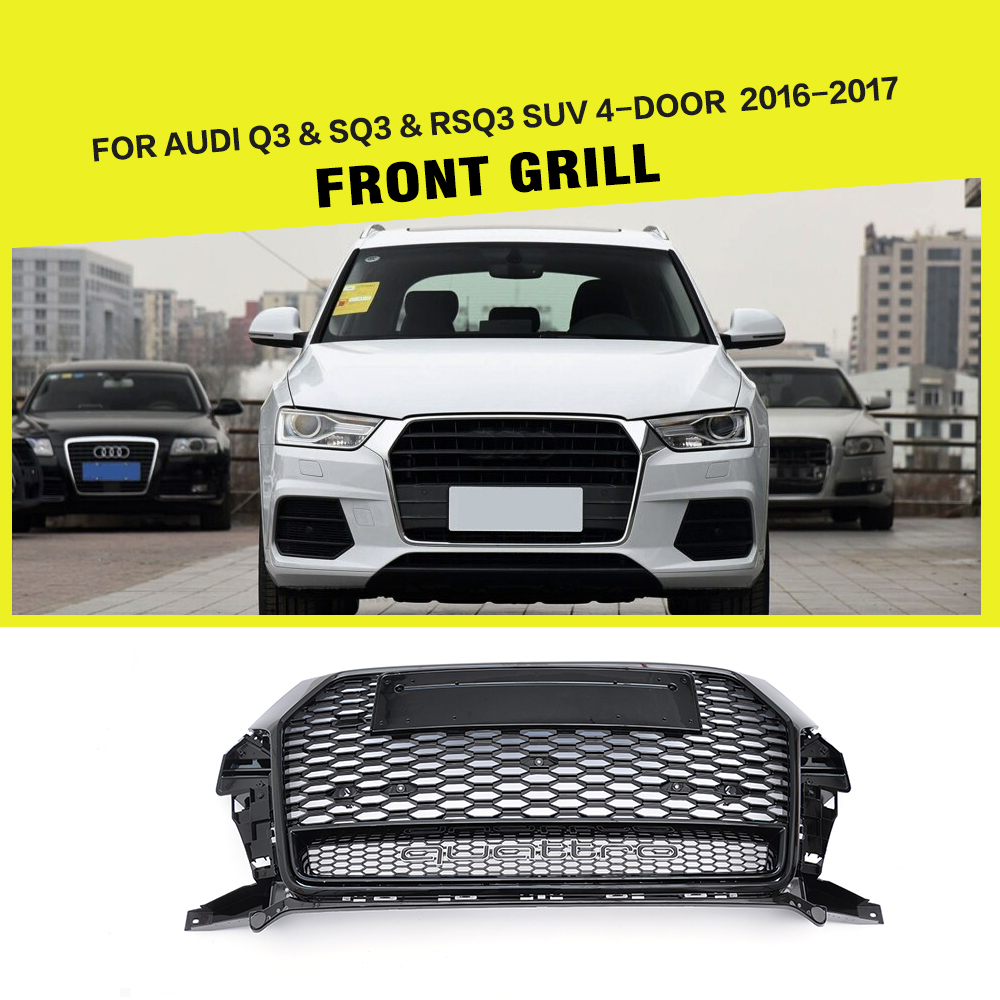 Online Get Cheap Audi Grill Aliexpress Com Alibaba Group
