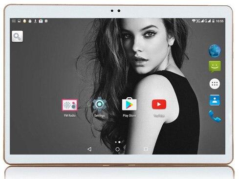 10 inch Tablet 3G 4G Octa Core 1280 800 4GB RAM 32GB ROM Dual SIM Card