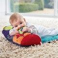 1 pc infantil multifuncional cobertor tapetes de jogo do bebê travesseiro macio com teetherplush brinquedos educativos frete grátis