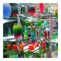 12 цветов, 12 мешков, 36000 шт/партия, кристаллы для Илистой почвы, шарики для воды, Биогель, шар для цветов/Прополка/дерэкция