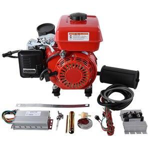 Extender Process-Controller Generator-Range Electric-Motor-Vehicle Gasoline New 3000W