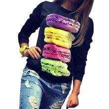 2017 Hot Sale, Blouse Women Hoodie Long Sleeve Fall Winter Sweater Tops Casual Blouse Shirt Fashion Blusas Femininas