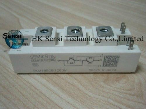 Полупроводник Semikron igbt/skm195gb126dn