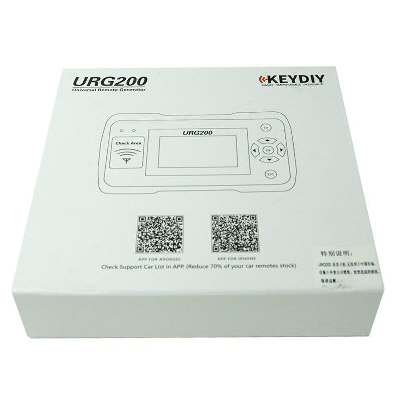 Gratis frakt med DHL URG200 Remote Master det bästa verktyget (SK - Säkerhet och skydd - Foto 2