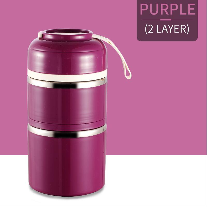 Purple 2 Layer