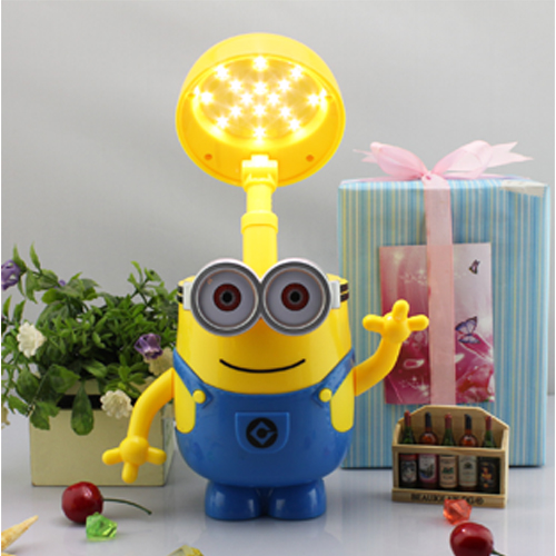 Birthday gift ideas cute cartoon little yellow man piggy bank to send  boys girlfriends girl
