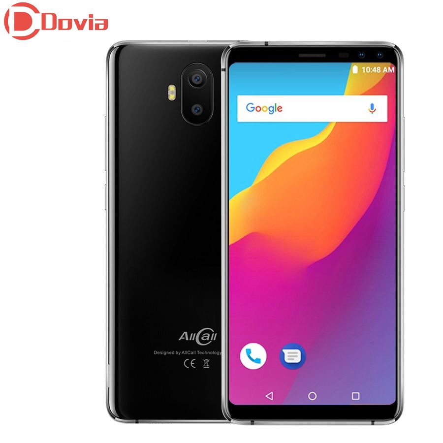 AllCall S1 5000mAh Mobile Phone 5.5Android 8.1 MT6580 Quad Core 2GB+16GB 13MP+2MP Dual Rear Cam 5MP+2MP Dual Rear Cam CellphoneAllCall S1 5000mAh Mobile Phone 5.5Android 8.1 MT6580 Quad Core 2GB+16GB 13MP+2MP Dual Rear Cam 5MP+2MP Dual Rear Cam Cellphone