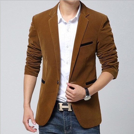 Mens brown blazers - ChinaPrices.net