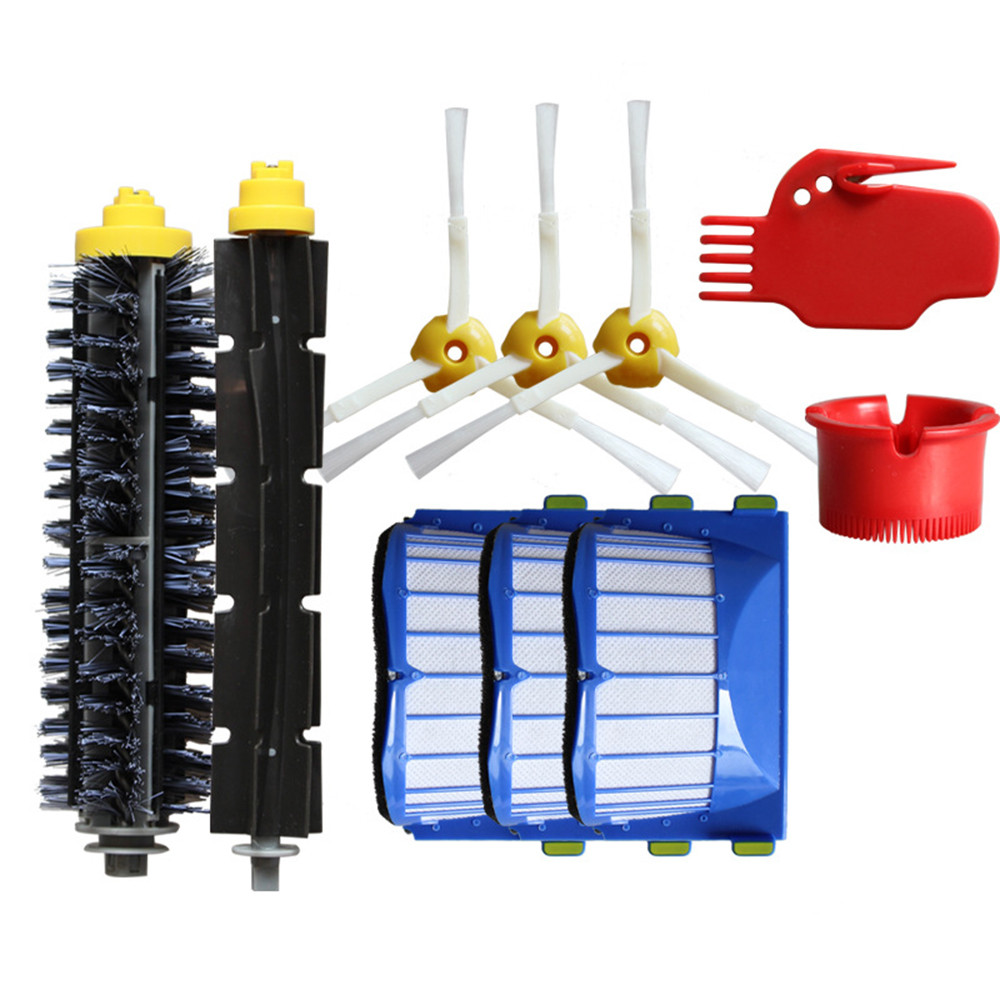 Replacement Parts Kits Set For Irobot Roomba 600 Series