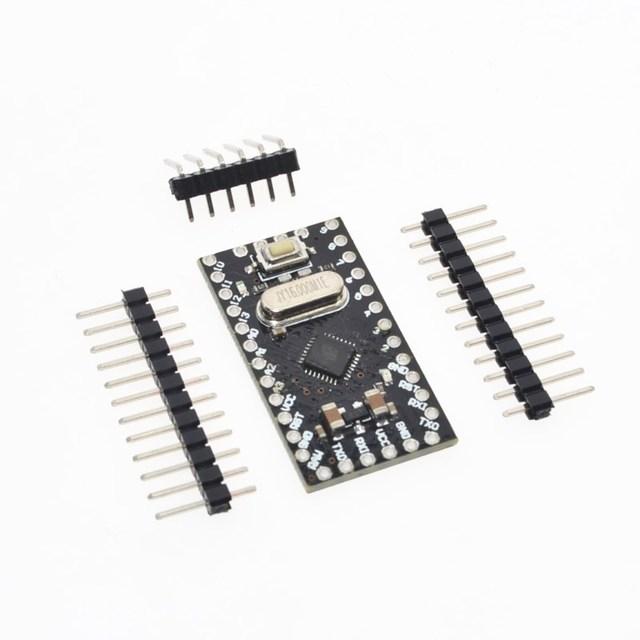 Frete Grátis Pro Mini 168 Mini ATMEGA168 5 V/16 MHz Para Arduino Compatível Com Nano
