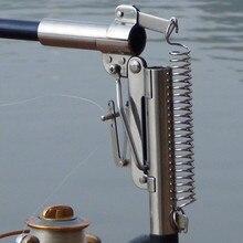 2.1 m 2.4 m 2.7 m 3.0 m caña de Pescar Automática (sin Carrete) caña de Pescar Río Lago mar Piscina Dispositivo + Hardware de Acero Inoxidable