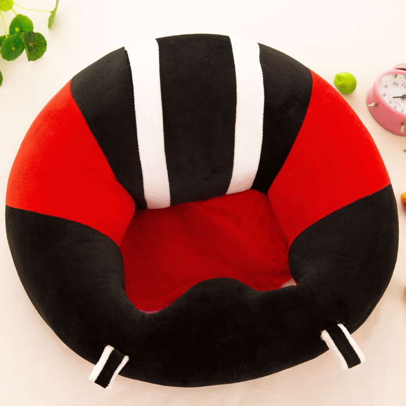 Multifunction Safety Baby Seat Sofa Support Toddler Support Chair Learning To Sit Soft Plush Toys Kids Washable Bean Bag Sofa
