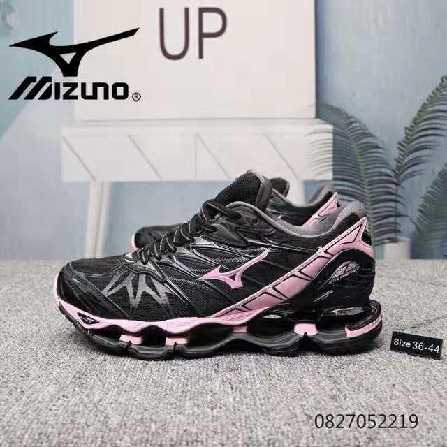 7 Mulheres profissionais Sapatos MIZUNO originais ONDA Profecia 2019 tênis Esportivas Ao Ar Livre Dos Homens Tênis Sapatos de Halterofilismo 36-44