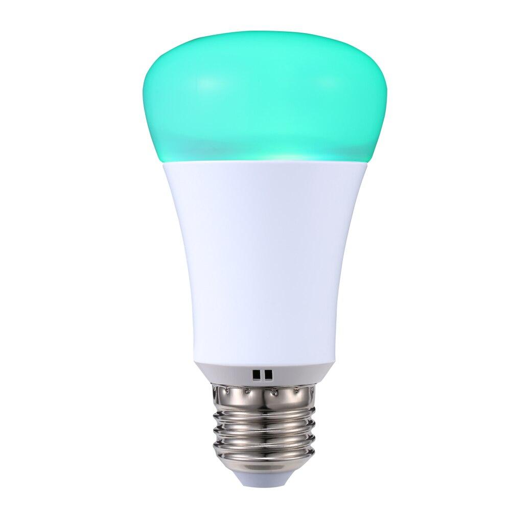 Xenon Wireless wifi Smart Bulb Lamp E27 LED RGB Light works with Amazon echo Alexa xenon wi fi bulb smart wreless bulb app control rgb e27 led lamps hot sale smart led lighting bulbs works with amazon echo alexa