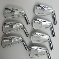 HONMA TOUR WORLD TW727V Iron Set Golf Irons set 4 10 Irons Clubs 7 pieces and shaft N.S.PRO 950
