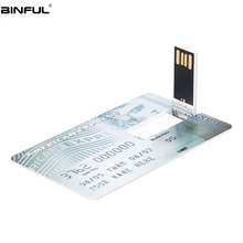 Standard Chartered Card Usb Flash Drive High Speed Pendrive HSBC Stick 128GB 64GB 32GB 16GB 8GB 4GB Pen Thumbdrives