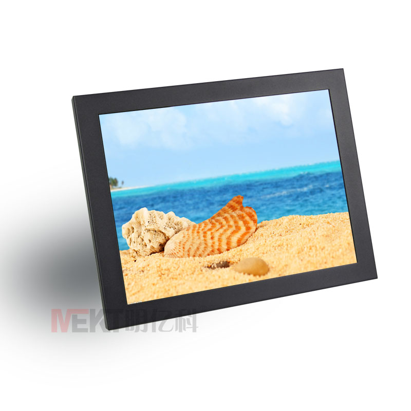 17  Industrial PC Touch Monitor, RS232 Touch Interface HDMI & VGA input ...