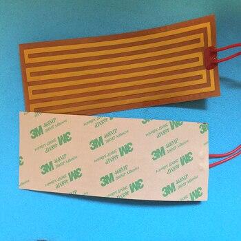 8x180mm 12V 2.5W Kapton Heater electrothermal film heating polyimide film heater flexible polyimide film heater,heating element|heater heater|heater elementheater 12v -
