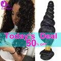 Топ-8а Unporcessed Перуанский Девственные Волосы Свободная Волна 3 Пучки Человеческие Волосы Расслоения Перуанский Свободная Волна Девственные Волосы Переплетения Расширения