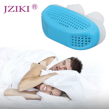 Hot selling relieves snoring respirator protection sleep aid Mini Snoring Device sound silicone free shipping