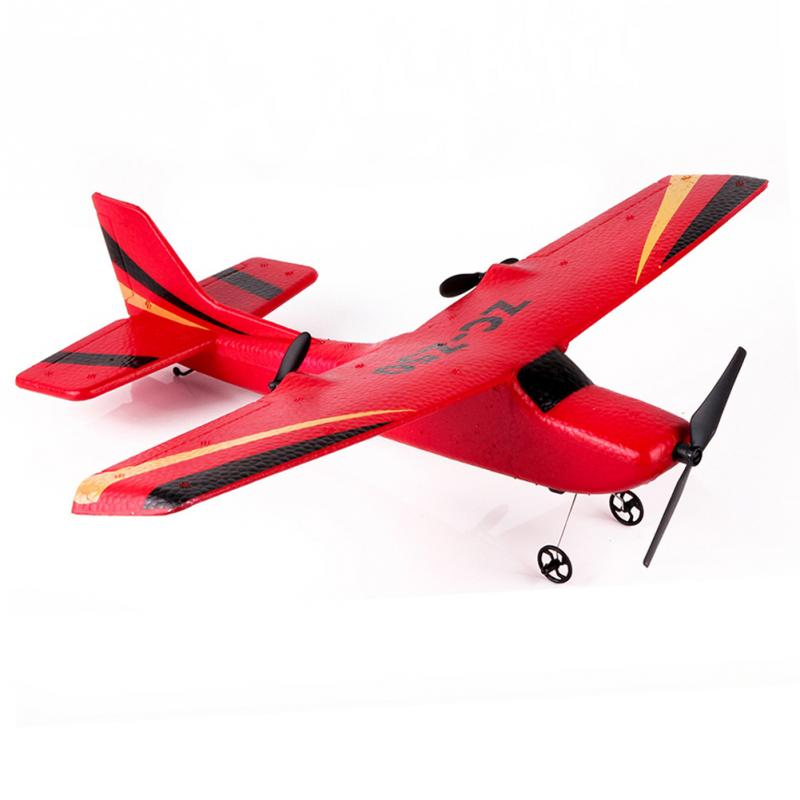 New RC Plane 2.4G ZC-Z50 RTF 2CH EPP Material RC Airplane Model RC Glider Drones Outdoor Toys For Kid Boy Birthday Gift new rc plane fx823 fixed wing glider fighter remote control rc airplane epp material double motor kids child best gift toy model