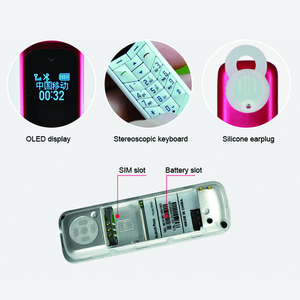 Image 5 - GT BM50 ミニポケット携帯電話マジック音声 BT ダイヤラ Heaphone ヘッドセットイヤホンデュアル Sim MP3 サポート TF FM ラジオ携帯電話 P485