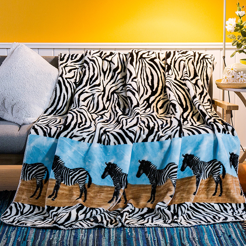 Spanish Cover Monolayer Thicking Blanket Adult Child