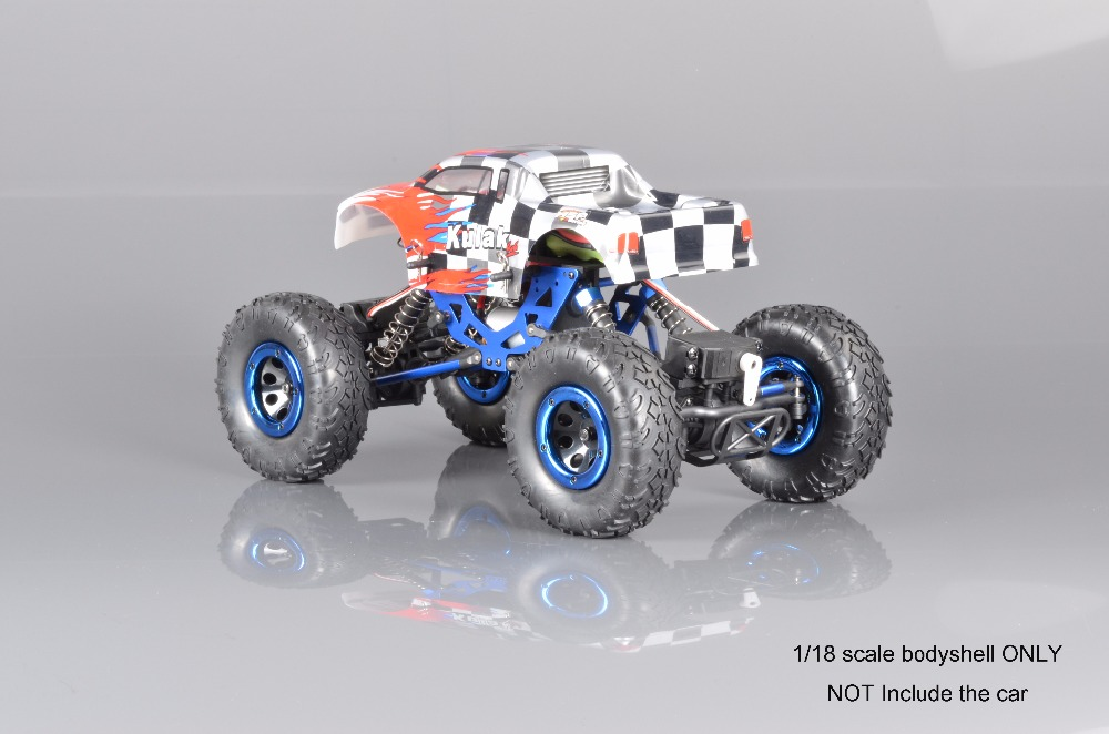 RC CAR ROCK CRAWLE BODY SHELL HSP OFF ROAD HOBBY REMOTE CONTROL 1/16 ELECTRIC RC CAR BODYSHELLS FOR MODEL 94680 T3 82910 ricambi x hsp 1 16 282072 alum body post hold himoto 1 16 scale models upgrade parts rc remote control car accessories