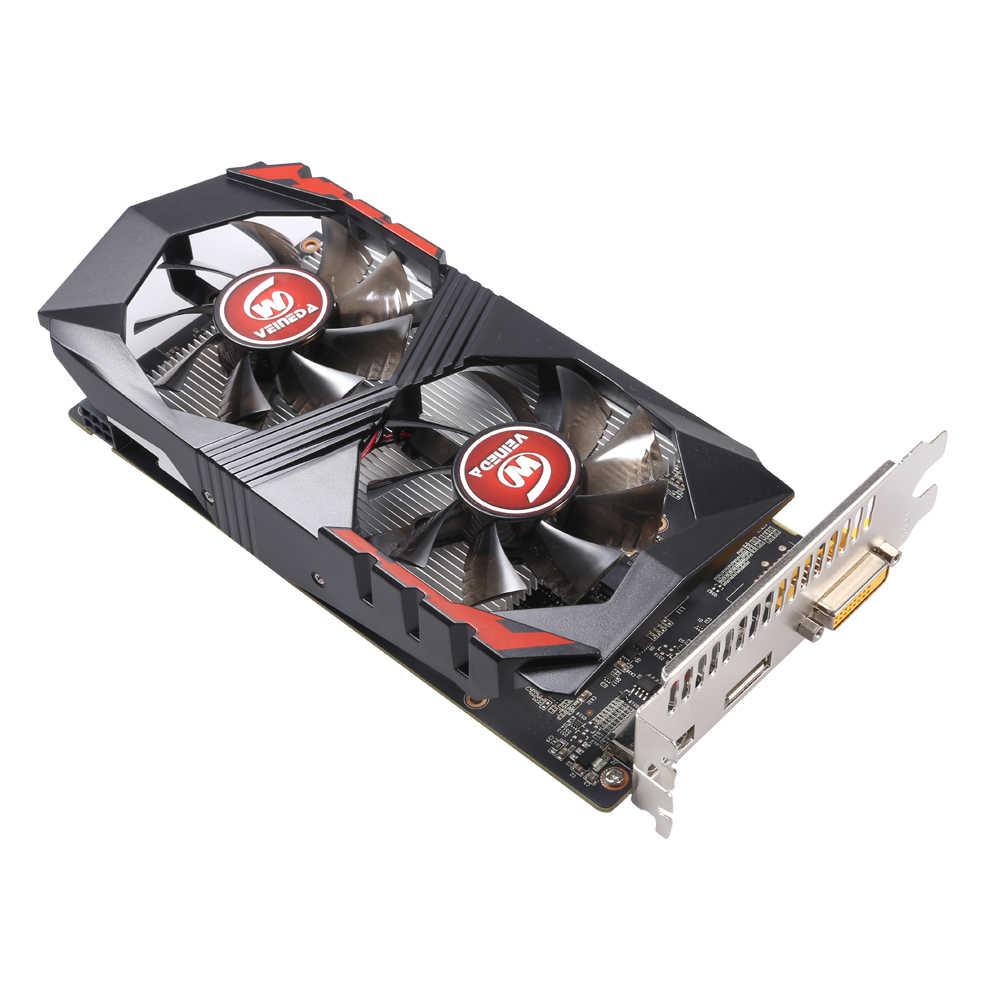 Video Thẻ GTX1050Ti Cho Đồ Họa Vi Tính Thẻ PCI-E GTX1050Ti GPU 4G 128Bit DDR5 Cho NVIDIA GeForce Game HDMI Dp