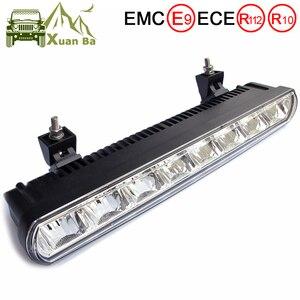 Image 1 - 16 lumières de barre de lumière Led de travail de pouce 80W pour des voitures de Lada Niva faisceaux dinondation 4x4 outre de lexcavatrice 12V 24V de camions de bateau de tracteur datv de SUV de route