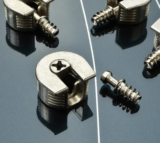 100pcs Lot Cam Lock Zinc Alloy Shelf Support Holder