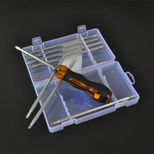 9 in1 screwdriver set combination / Household Screwdriver Tool Kit / Multifunction Scalable