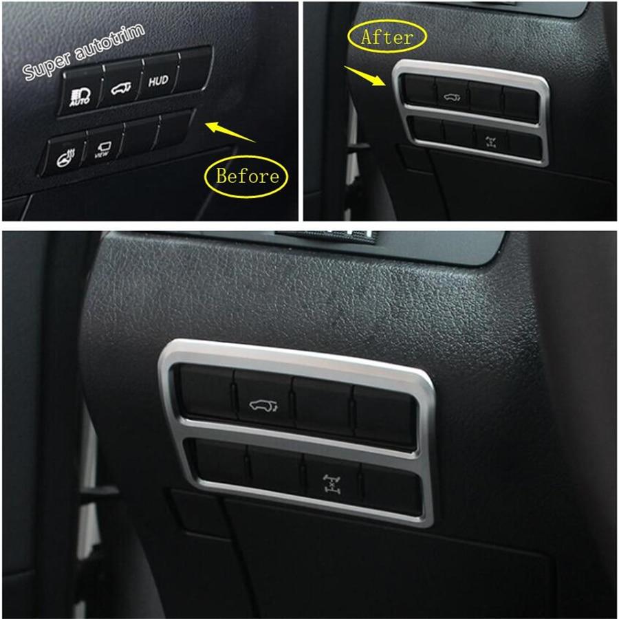 Lapetus Przednie światła głowy Przełącznik lampy Przycisk - Akcesoria do wnętrza samochodu - Zdjęcie 3