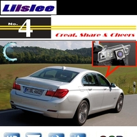 Liislee Car Camera For BMW 7 E38 E65 E66 E67 E68 1994~2008 High Rear View Waterproof Back Up Camera For PAL | CCD + RCA Standard