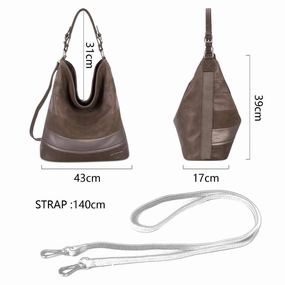 aff990e0298b ... DAVIDJONES women handbag faux leather female shoulder bags big lady  serpentine tote bag girl brand messenger ...