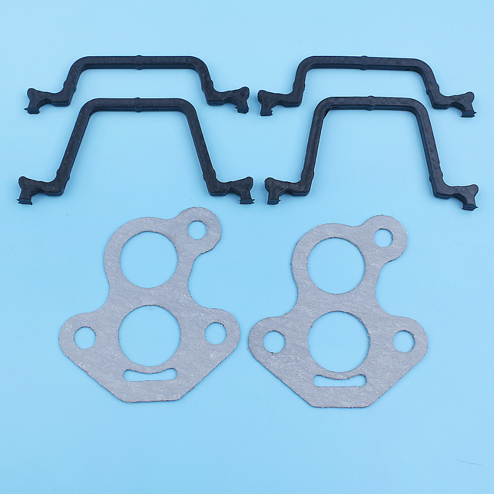 Cylinder Carb Gaskets Set For Husqvarna 435 440 Rancher 435e 440e -Series II Chainsaw 504794001 Replacement Parts