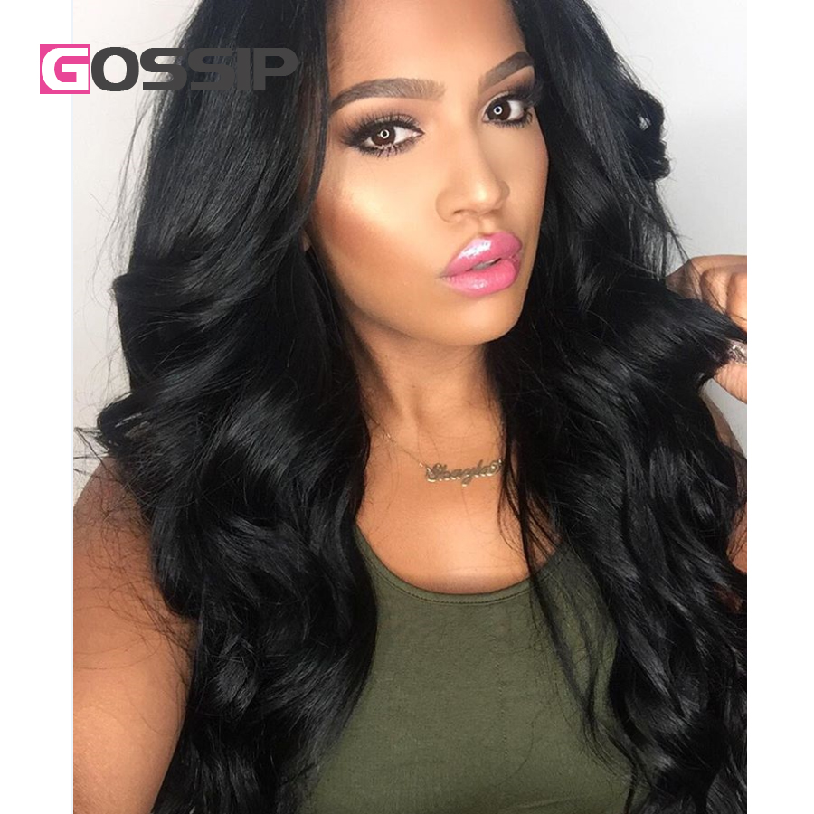 Full Lace Human Hair Wigs For Black Women Lace Front Human