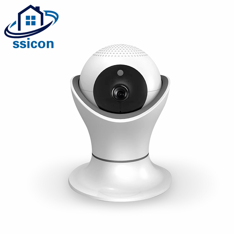 SSICON 2.0MP IP Camera Wireless HD 1080P 3.6mm Lens Night Vision Home Security Baby Monitor Mini Wifi Camera Motion Detection howell wireless security hd 960p wifi ip camera p2p pan tilt motion detection video baby monitor 2 way audio and ir night vision