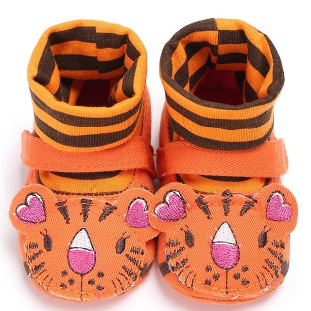 tijger schoenen