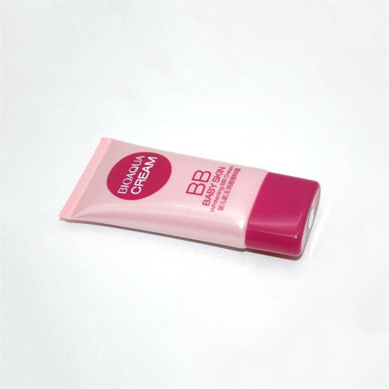 3 цвета BB Крем тональный, для придания яркости Отбеливающая увлажняющая основа для лица основа для макияжа красота уход за кожей