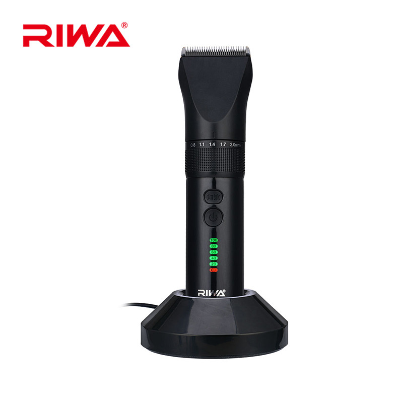 RIWA RE-5801 Professional Electric Hair Clipper For Men Baby Rechargeable Beard Trimmer Cutter Hair Cutting Machine Haircut монитор 27 samsung c27f591fdi серебристый va 1920x1080 250 cd m^2 4 ms hdmi displayport vga аудио