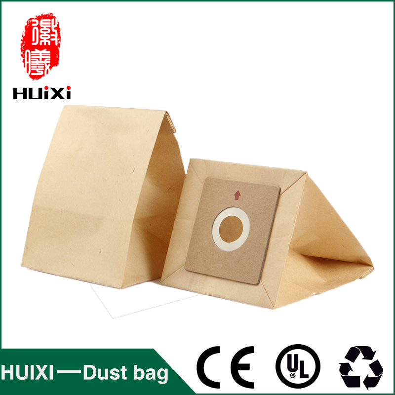 15 pcs 42mm Dust bags and vacuum cleaner change paper bags with good quality of vacuum cleaner accessories for FC8088 FC8089 etc