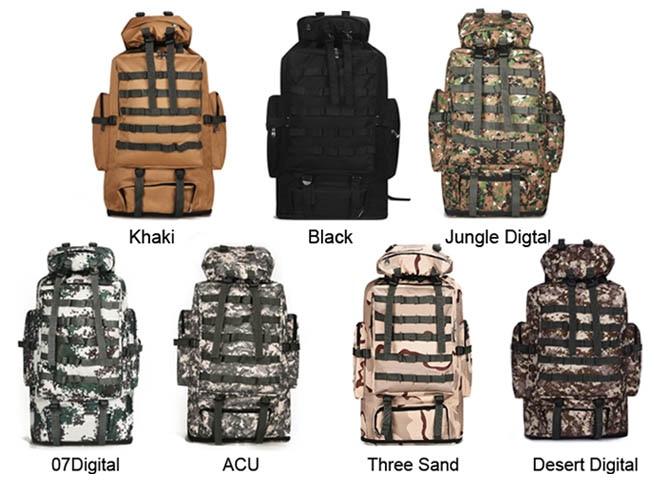 Large BigBoz.Biz Backpacks Outdoor 7