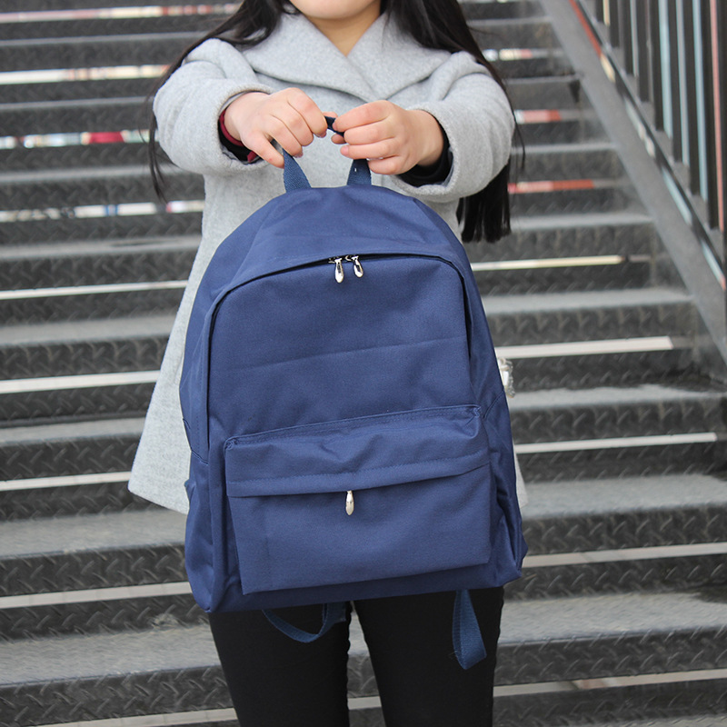 BSDT The new backpack Bag waterproof schoolbag casual custom FREE SHIPPING